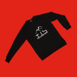 Sweatshirt schwarz / black ( L – XXL )
