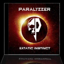 PARALYZZER – Extatic Instinct ( Audio CD )