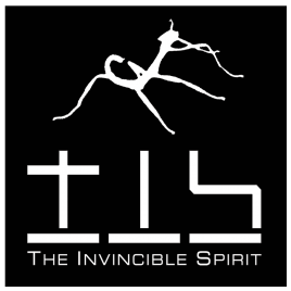 1x Sticker / Aufkleber – The Invincible Spirit