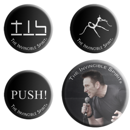 TIS – Button Collection – (4 Buttons)