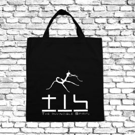 Tragetasche Black Bag – TIS Logo