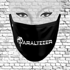 Facial mask – PARALYZZER Logo