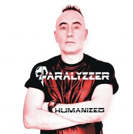 PARALYZZER – Humanized (AUDIO CD)